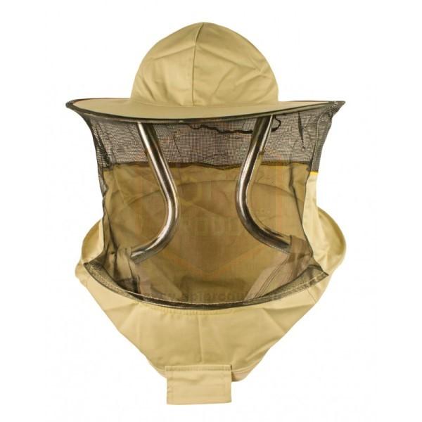 Náhradný klobúk do včelárskej košele a kombinézy PREMIUM